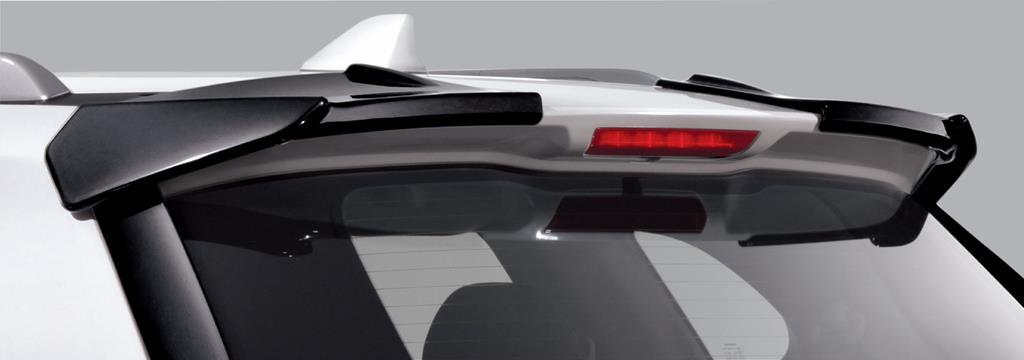 Nissan X-Trail Tuned by IMPUL_New IMPUL Split Mounted Rear Spoilers